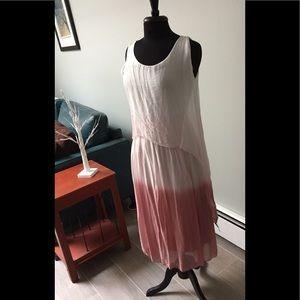 Dresses & Skirts - 🌀Italian Boho Chic Ombré Dress🌀